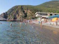 Пляж санатория Крым