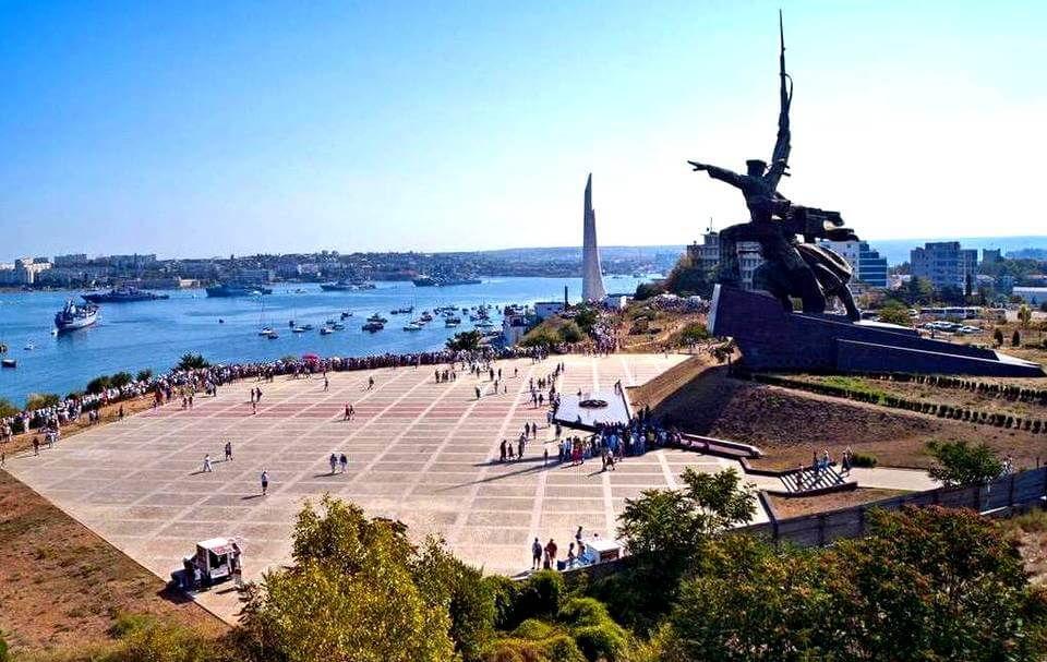 9 мая в Севастополе - Блог Кенеш-Тур