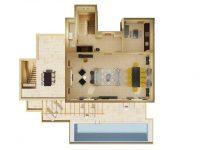Вилла 3 спальни