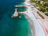 пляж резиденции